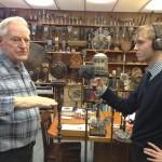Craig with Bob Paquette