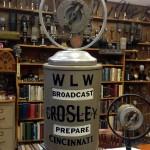 Vintage Broadcasting Microphone