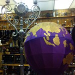 Funeral Home Microphone and Globe-shaped Microphone Cover