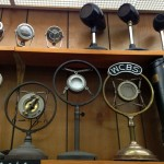 Bob Paquette's Microphone Museum
