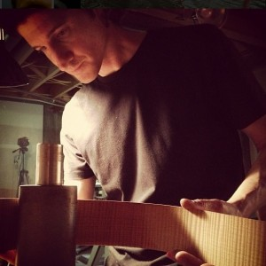 Tom Bills: Guitar MAker