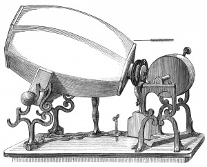Phonautograph Illustration