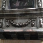Exterior detailing of 39-41 W. 67th St.